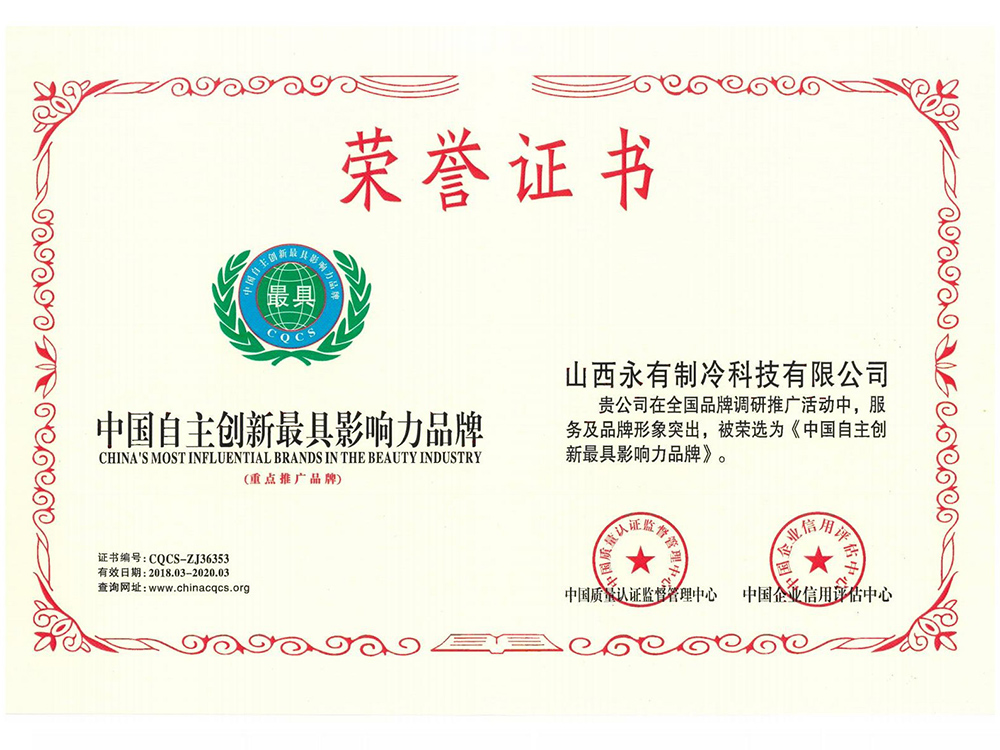 Honor certificate 09